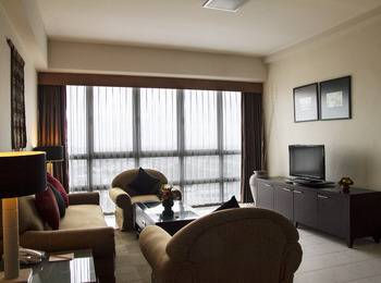 Verwood Hotel and Serviced Residence Surabaya - Apartment 3 Bedroom Deluxe Save