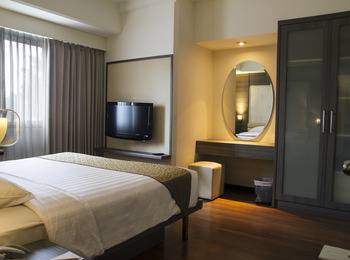 Verwood Hotel and Serviced Residence Surabaya - Apartment 2 Bedroom Deluxe Suite Regular Plan