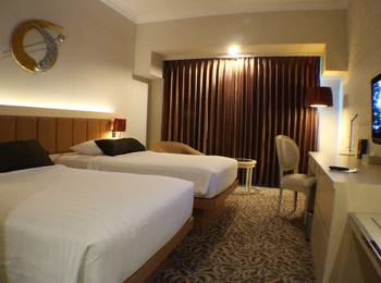 Verwood Hotel and Serviced Residence Surabaya - Superior Room Regular Plan