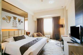 Verwood Hotel and Serviced Residence Surabaya - Executive King Regular Plan