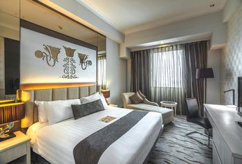 Verwood Hotel and Serviced Residence Surabaya - Executive King Dn Basic Deal 20%