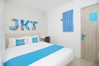 Airy Eco Syariah Tanah Tinggi Daan Mogot Raya KM 23 Tangerang - Standard Double Room Only Special Promo Aug 45