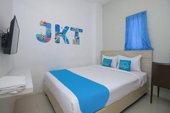 Airy Eco Syariah Tanah Tinggi Daan Mogot Raya KM 23 Tangerang - Superior Double Room Only Special Promo 12