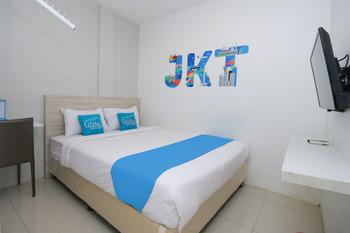 Airy Eco Syariah Tanah Tinggi Daan Mogot Raya KM 23 Tangerang - Standard Double Room Only Special Promo 12