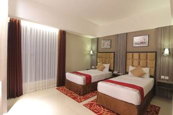 Travello Hotel Bandung - Standard Twin Room Only Basic Deal