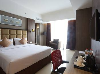 Travello Hotel Bandung - Standard Room only Regular Plan
