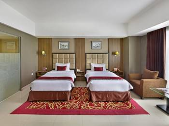 Travello Hotel Bandung - Suite with breakfast BASIC DEAL 8