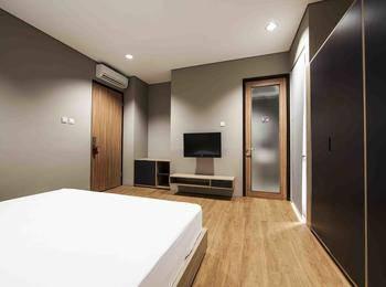 M Suite Lippo Karawaci Tangerang - Deluxe Room 2 Night Stay Promo 51%
