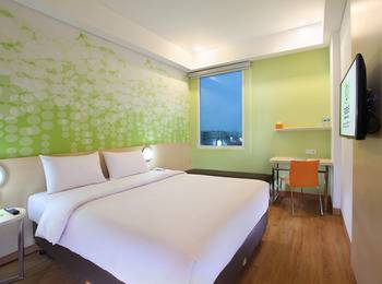 Zest Hotel Airport Tangerang - Zest Double With Breakfast Staycation