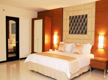 Kedaton Hotel Bandung - Executive King With Breakfast Promo discount 8%