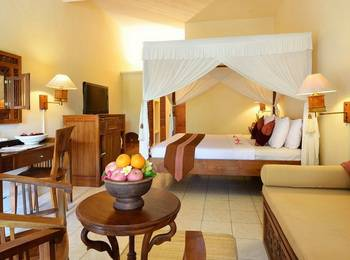 Diwangkara Beach Hotel & Resort Bali - Deluxe Room Only Promo Hot Deals
