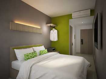 Simply Valore Hotel Cimahi - Value Room (Room Only) Regular Plan