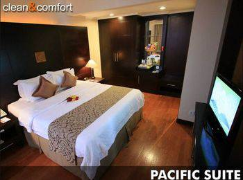 Hotel Pacific Balikpapan Balikpapan - Pacific Suite  Regular Plan
