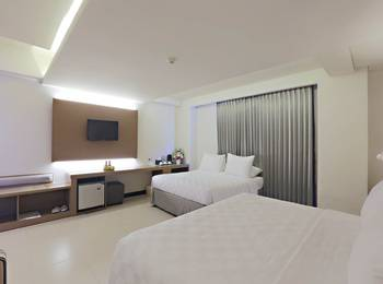 Euphoria Hotel  Bali  - Family Suite Room Regular Plan