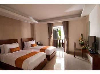 Sense Hotel Seminyak - Deluxe Balcony Special Offer 40%