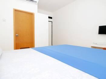 Kamar Keluarga Kebon Jeruk Jakarta - Double Bed Room Regular Plan