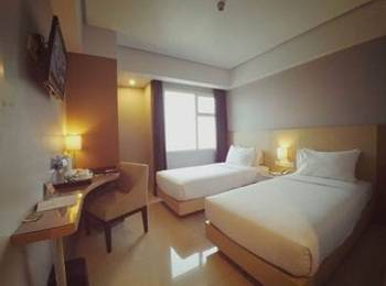 Hotel Santika Depok Depok - Deluxe Room Twin  Staycation Offer Regular Plan