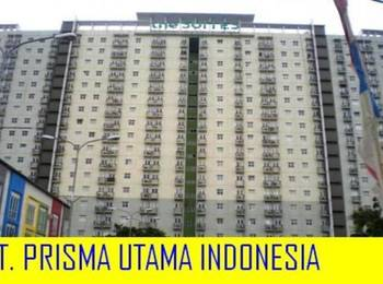 Apartment The Suites@Metro by Prisma Utama
