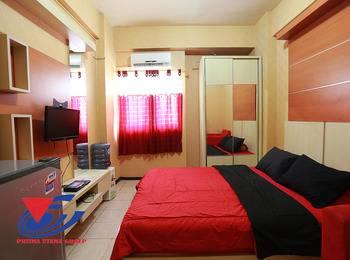 Apartment The Suites Metro Bandung - Studio Standard Regular Plan