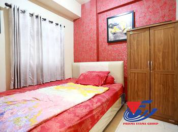 Apartment The Suites Metro Bandung - 2 Bedrooms Standard Regular Plan