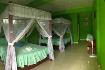 Ida Guest House & Restaurant Bukit Lawang Langkat - Family Room  After Hour