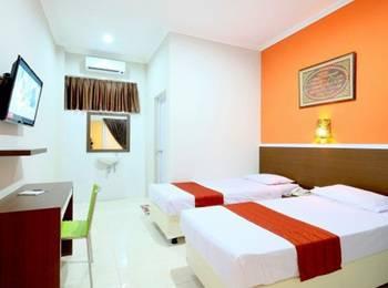 Hotel Desa Puri Syariah Yogyakarta - Superior Twin Room Regular Plan