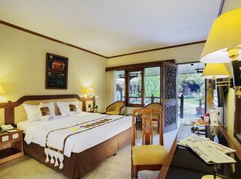 Hotel Puri Artha Yogyakarta - Deluxe Room Only SAFECATION
