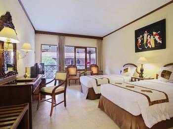 Hotel Puri Artha Yogyakarta - Superior Room with Breakfast SAFECATION
