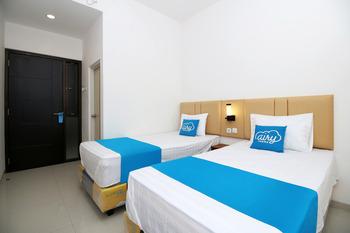 Airy Kranggan Kalikuping 29 Semarang Semarang - Standard Twin Room with Breakfast Special Promo Apr 21