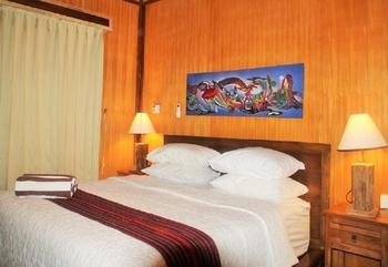 Aldi's Bungalow Lombok - Exotic Bungalow with Double Bed Last but not Least