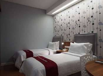Hotel Bed andBreakfast Surabaya - Kamar Deluxe Twin Regular Plan