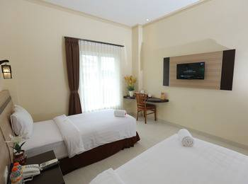 Puri Indah Hotel and Convention Lombok - Superior Room Regular Plan