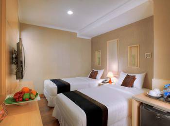 Amos Cozy Hotel Jakarta - Classic Room No Window Room Only Last Minutes deal