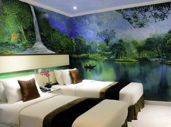 Amos Cozy Hotel Melawai - Classic Room No Window With Breakfast Last Minutes deal