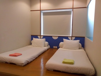 Locus Rooms Bandung - Standard Twin Room Only NR Min 2N, 40%