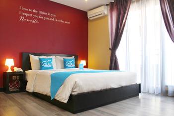Airy Legian Troppo Zone 8 Kuta Bali - Standard Double Room Only Regular Plan