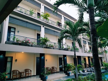Mansu Hotel & Spa Legian