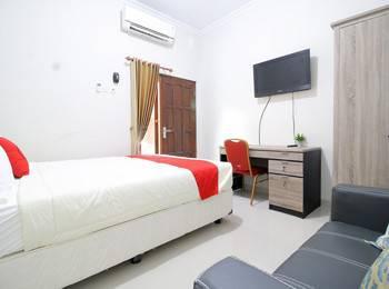 RedDoorz Plus near STIE YKPN Yogyakarta - RedDoorz Room Regular Plan