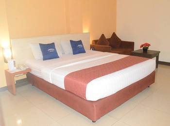 Hotel Marlin Pekalongan - Standard Double Room Only Regular Plan