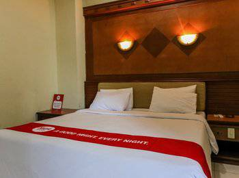 NIDA Rooms Tampan Universitas Riau HR. Subrantas Pekanbaru - Double Room Single Occupancy Special Promo