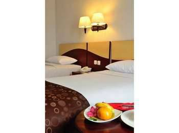 The Sun Hotel Surabaya - Superior Twin  Regular Plan