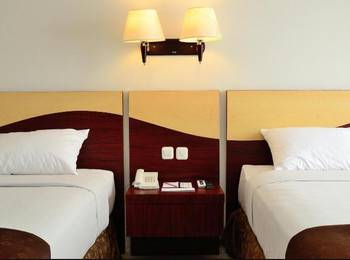 The Sun Hotel Surabaya - Superior Twin Room Regular Plan