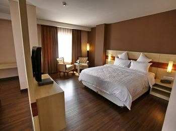 Hotel California Bandung - Suite Room GET SPECIAL DISCOUNT 5% !!