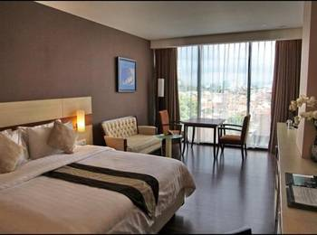 Hotel California Bandung - Executive Room Only Regular Plan