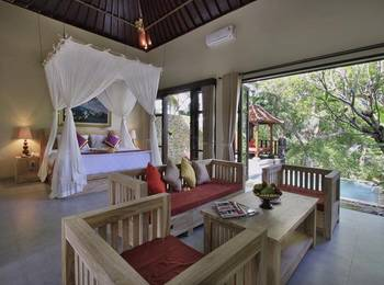 Tapa Kawi Villas Bali - One Bedroom Valley Pool Villas Regular Plan