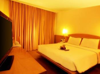 Grand Suka Hotel Pekanbaru - Superior Room Only Double Regular Plan