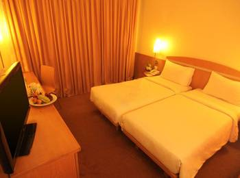 Grand Suka Hotel Pekanbaru Pekanbaru - Superior Room Breakfast Twin Regular Plan