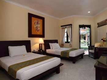 Adi Dharma Hotel Bali - Family Room with Breakfast Regular Plan