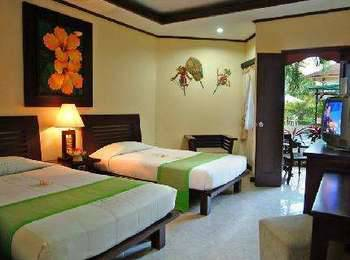 Adi Dharma Hotel Bali - Family Room Only Regular Plan