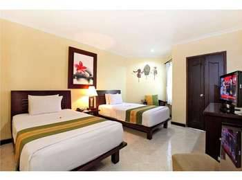 Adi Dharma Hotel Bali - Superior Room Hanya Kamar LAST MINUTES HOT OFFER